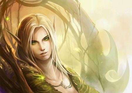 elfe de la lumiere