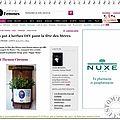 Chronique expert déco JDF du 30 mai 2012