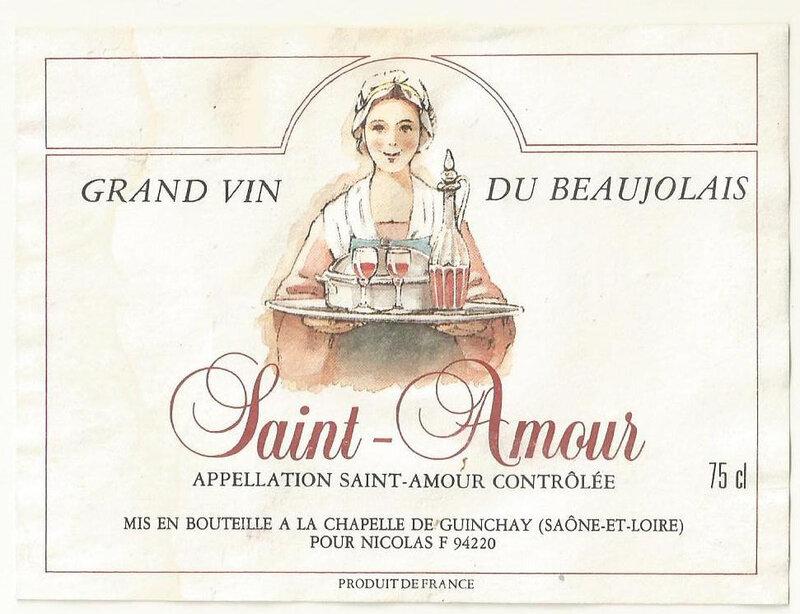beaujolais saint amour