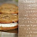 Whoopies aux carottes