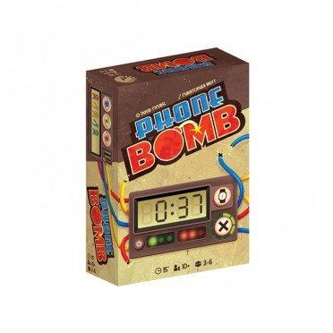 Boutique jeux de société - Pontivy - morbihan - ludis factory - Phone bomb