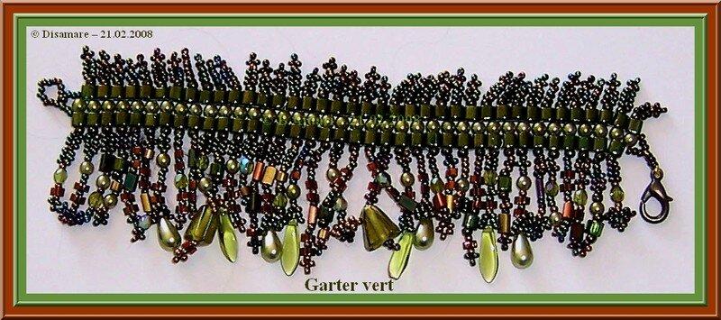 Garter vert