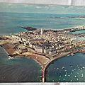 St Malo en l'Isle datée 1981