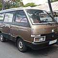 Nissan vanette minibus