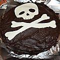 Gâteau pirate de charles