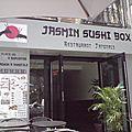 Parce que le service laisse à désirer {contre pub pour le jasmin sushi box à agen}