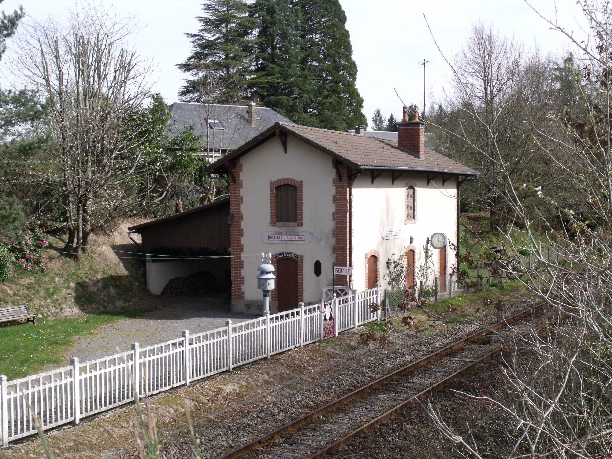 Rosiers-d'Égletons (Corrèze - 19)