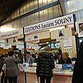 25 - Le très beau stand de notre Editeur, les Editions Lucien Souny