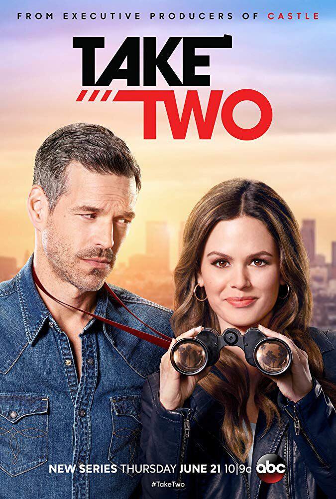 TAKE TWO SAISON 1 HD TV FR E13/13