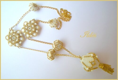 Perles Flora mini, Kermorvan mini, Haliguen, étoiles Sirius