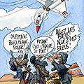 La france bombarde daesh