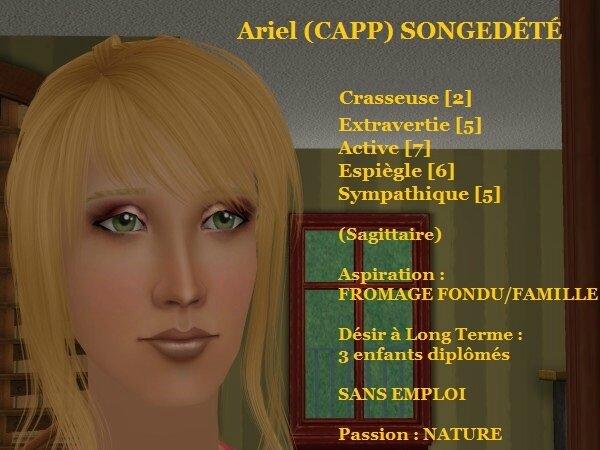 Ariel (CAPP) SONGEDETE