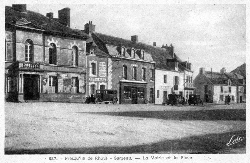 Sarzeau Centre Ville
