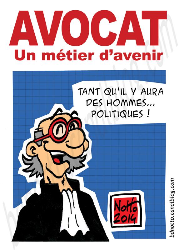 07 - 2014 - Avocat Métier