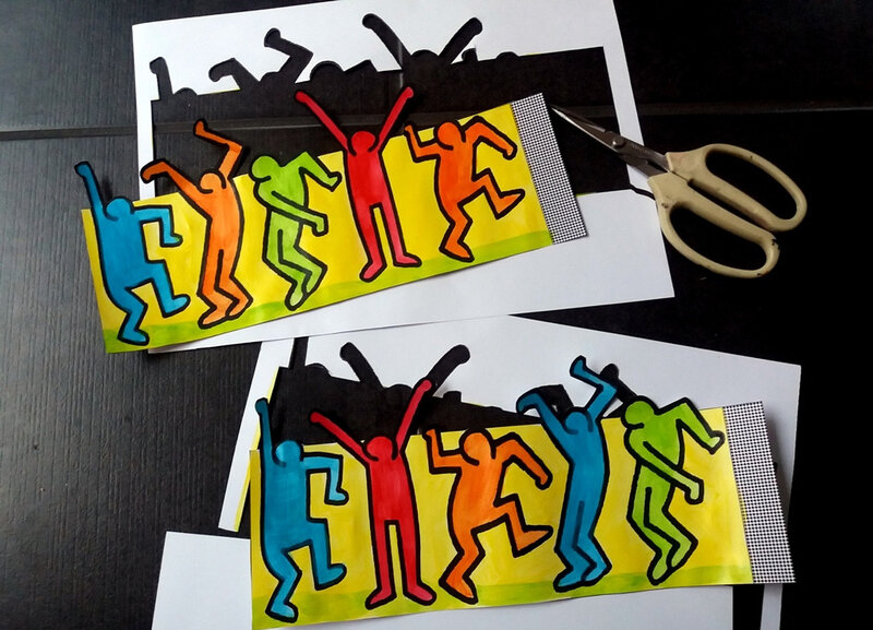 343-Couronnes-Couronne Keith Haring (16)