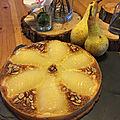Une tarte de saison: la tarte bourdaloue