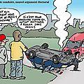 Sarkozy et hollande, deux chauffards au commande d'un nouveau permis