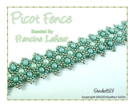Picot Fence - Fraisiperles