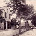 Ancienne Mairie/Ecoles (venant du Bourg)