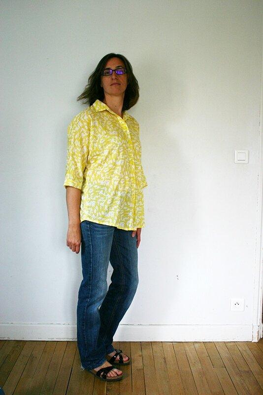 chemise rdc8