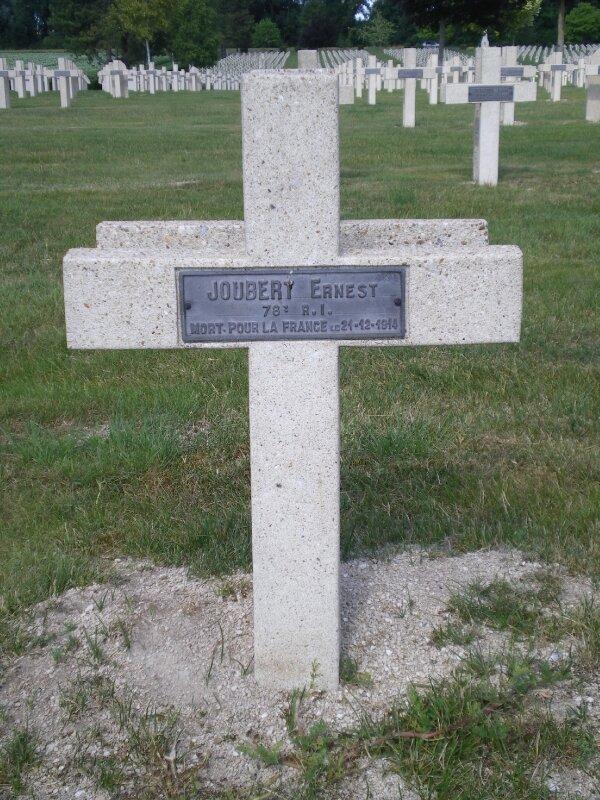 JOUBERT Ernest