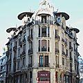 Dijon, place Grangier, immeuble art nouveau (21)