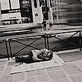 Le sans-abri