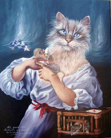 Les chats de Sylvia Karle-Marquet (6)