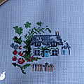 ♥ broderie de l'an neuf 2019 ; cottage de véronique enginger (2) ♥