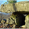 Le dolmen de trélis