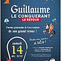 14 décembre 2019, la ville de caen veut célébrer le retour d'angleterre de guillaume le conquérant