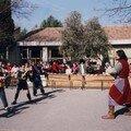 2005 : intervention pédagogique à Aix en Provence