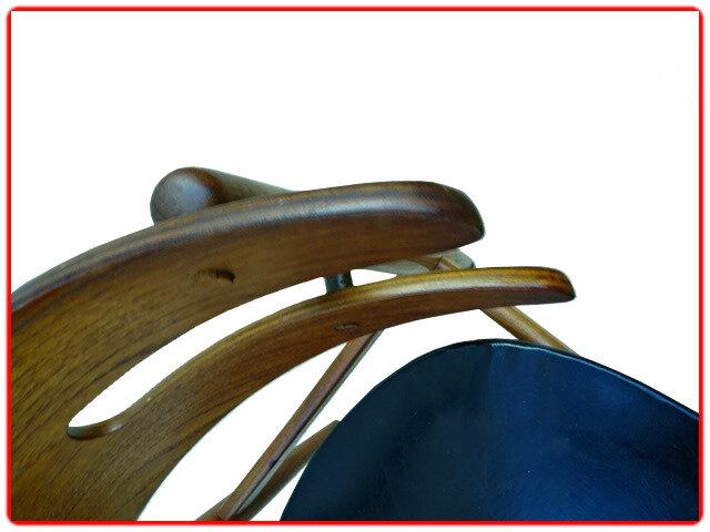 Chaises teck Danemark Johannes Andersen