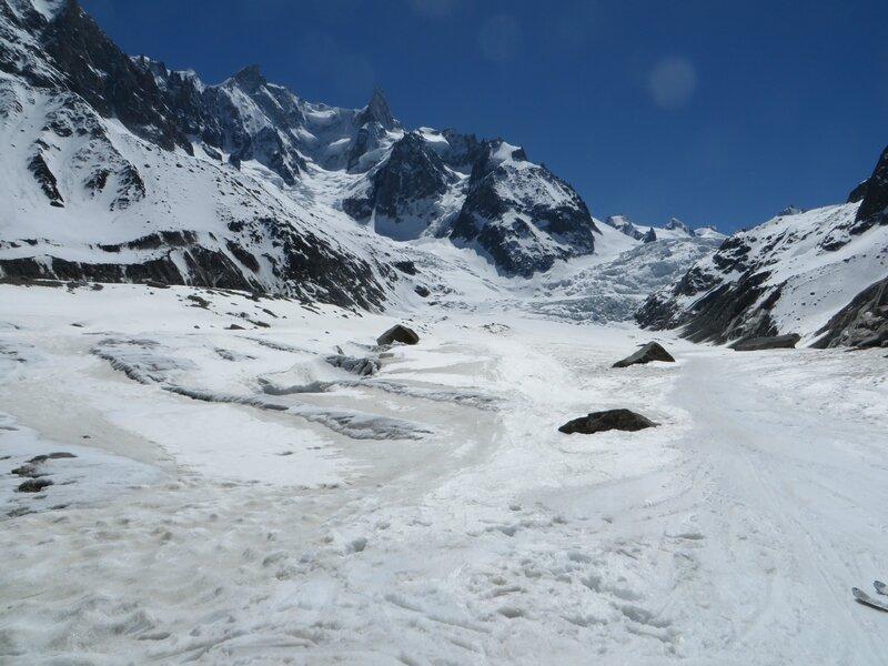 Mer de glace - Chamonix
