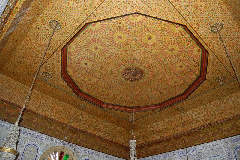 Plafond Typique Marocain