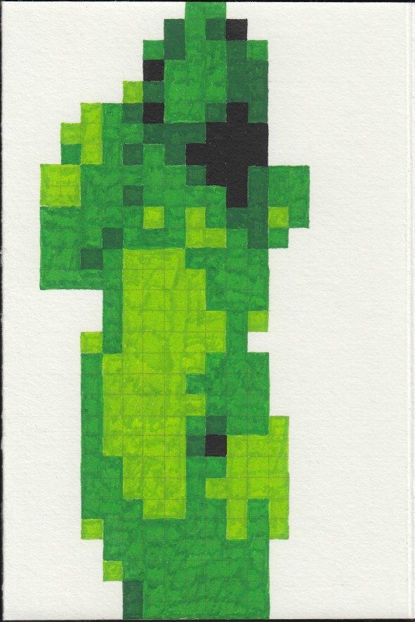 Décadence vert 5