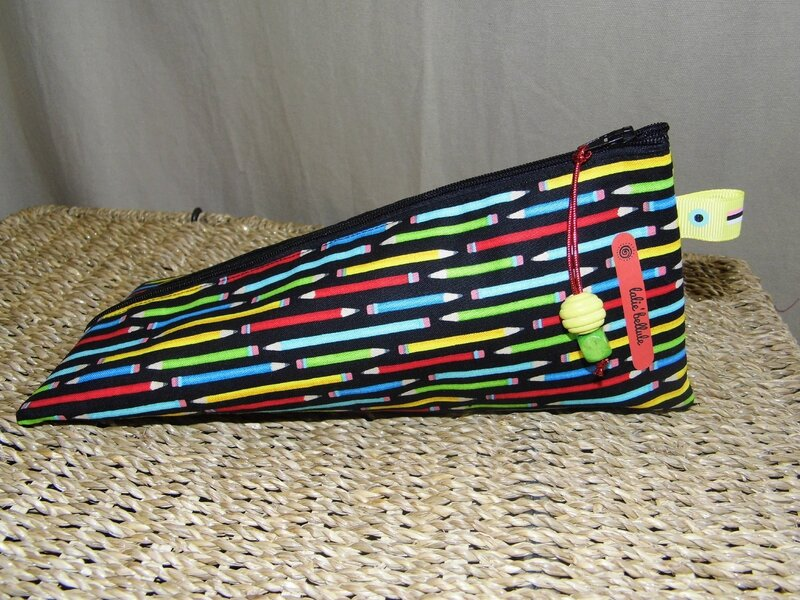Trousse triangle crayons N°1 (5)