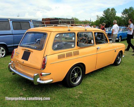 Vw 1600 L variant (Retro Meus Auto Madine 2012) 02