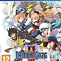 Test : demon gaze ii