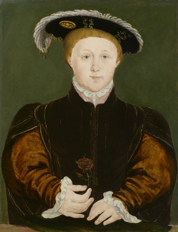 King Edward VI after Hans Holbein the Younger, c
