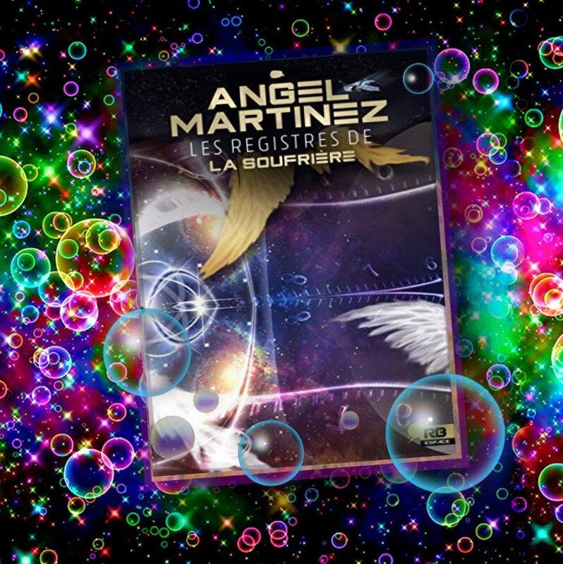 La Soufrière tome 5 : les registres de la Soufrière 1 (Angel Martinez)