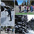 Séjour raquettes à montclar du 09 au 14 mars 2020 (photos à suivre)