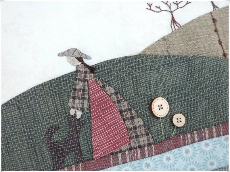 In the country quilt 4