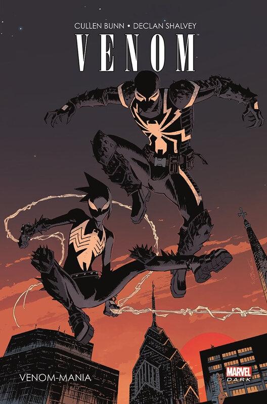 marvel dark venom 07 venom-mania