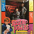 Mc farlane toys austin powers toys