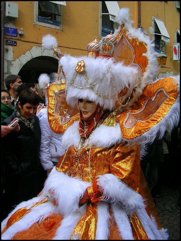 Carnaval Vénitien Annecy le 3 Mars 2007 (118)