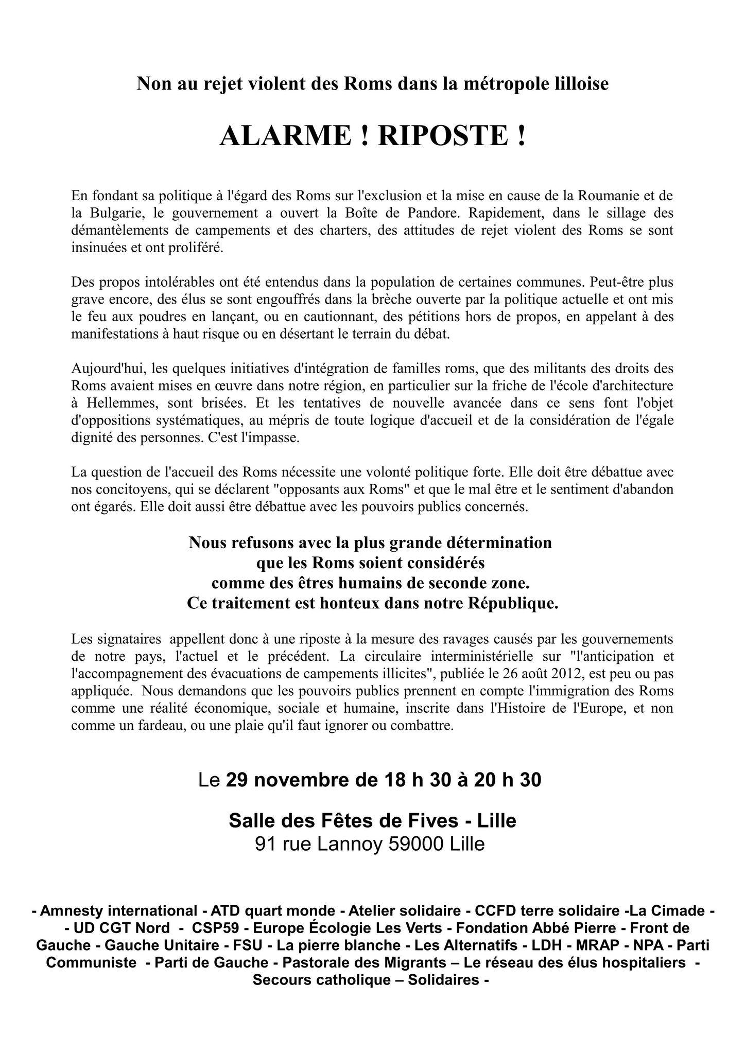 Speed datation Grenoble 2014
