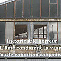 Inextricable horreur
