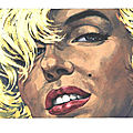Art - marilyn par kas