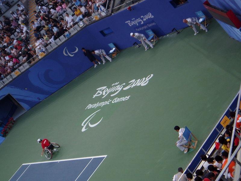 BJ2008 Paralympics